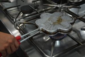 a1鹽漬豬油風味餅 (Tigelli con pesto Modenese)
