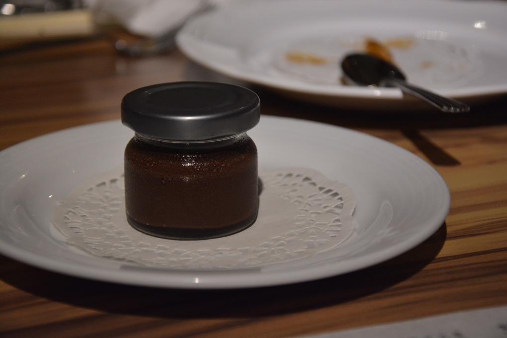 j1甜點豬血腸衣布蕾(Sanguinaccio)
